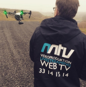 Videoproduktion drone